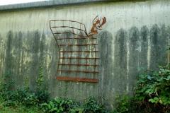 Wandskulptur