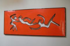 Objekt Orange
