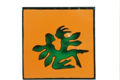 Figuren orange